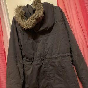 Mossimo Supply Co. Jackets & Coats - Grey parka jacket !!!